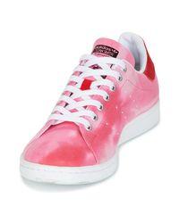 STAN SMITH PHARRELL WILLIAMS femmes Chaussures en rose Adidas en coloris Pink