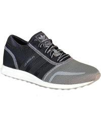 LOS ANGELES TRAINER NERE GRIGIE hommes Chaussures en Noir Adidas pour homme en coloris Black
