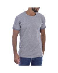 T-shirt 11014527DS20 Teddy Smith pour homme en coloris Gray