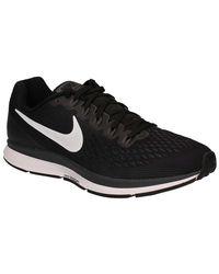 Nike 880555 Sport Shoes Man Black Men's Shoes (trainers) In Black for men