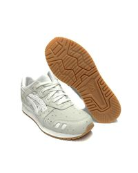 Asics Gel Lyte Iii Women's Shoes (trainers) In White