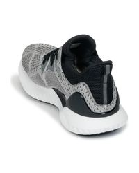 Adidas Gray Alphabounce Beyond Running Trainers for men