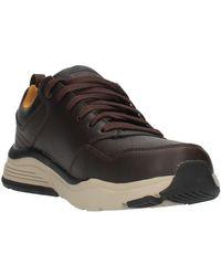 66204 haut Homme marron Chaussures Skechers pour homme en coloris Brown