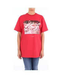 NCW18293 T-shirt Ih Nom Uh Nit en coloris Red