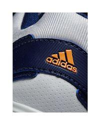 Adidas Ba7708 Sport Shoes Kid Blue Women's Trainers In Blue