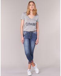 Desigual Blue Teriaol Jeans