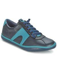 Camper - Peu Slastic Men's Shoes (trainers) In Blue for Men - Lyst
