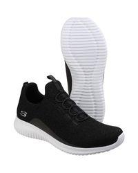 SK12830 Ultra Flex Chaussures Skechers en coloris Black