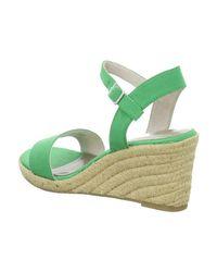 Sandales 112830024705 Tamaris en coloris Green