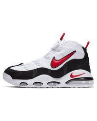 Basket AIR MAX UPTEMPO 95 hommes Chaussures en blanc Nike pour homme en coloris White