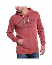 Jack Jones 32243 Sweat-shirt Jack & Jones pour homme en coloris Red