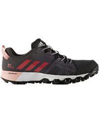 Kanadia 8 Tr Chaussure Trail Femme femmes Chaussures en multicolor Adidas en coloris Black