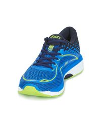 Asics Gel-cumulus 19 Men's Running Trainers In Blue for men