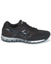 Asics Gel-quantum 180 2 Men's Running Trainers In Black for men