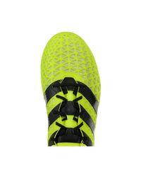 Chaussures Football Homme Ace 16.1 Sg hommes Chaussures de foot en jaune Adidas pour homme en coloris Yellow