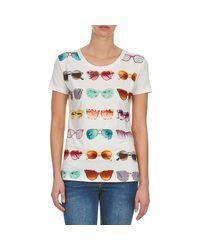 Rene' Derhy Damocles Women's T Shirt In White