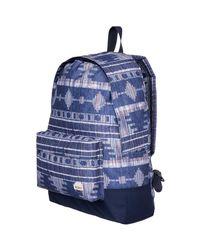 Roxy Mochila Women's Backpack In Blue