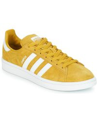 CAMPUS femmes Chaussures en jaune Adidas en coloris Yellow