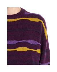 MAILLE HOMME Pull Martine Rose pour homme en coloris Purple