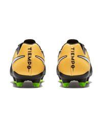 Nike Tiempo Legacy 3 Fg Men's Football Boots In Black for men