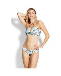 Bas de Bikini - Copacabana Maillots de bain Seafolly en coloris Green