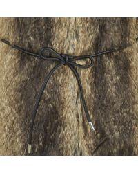 Vero Moda Vest Ada in het Brown
