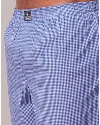 OPEN BOXER-3 PACK-BOXER hommes Caleçons en bleu Polo Ralph Lauren pour homme en coloris Blue