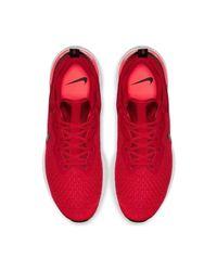 Odyssey React hommes Chaussures en rouge Nike pour homme en ...