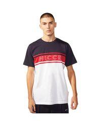 Nicce London Panel T-shirt Men