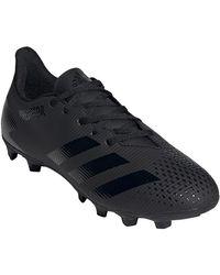 Predator 20.4 FxG Chaussures de foot Adidas pour homme en coloris Black