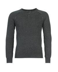 Yurban - Gray Fadoc Men's Sweater In Grey for Men - Lyst