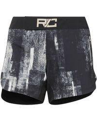 Short Combat Prime MMA di Reebok in Gray