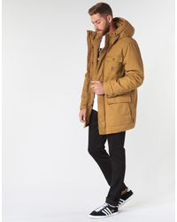 DC Shoes Parka Jas Canongate in het Brown voor heren