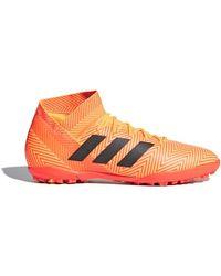 DA9622 Chaussures de foot Adidas pour homme en coloris Orange