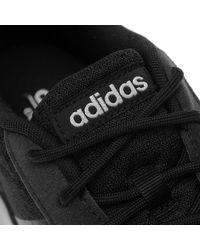 Lite Racer Baskets hommes Chaussures en Noir Adidas pour homme en coloris Black