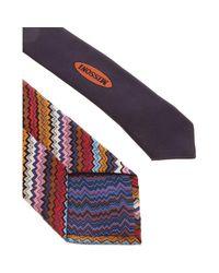 CRAVATE HOMME Cravates et accessoires Missoni pour homme en coloris Multicolor