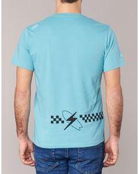 Oxbow Talmares Men's T Shirt In Blue for men