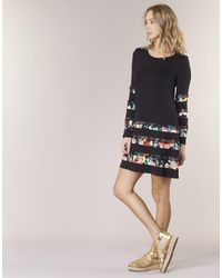 Desigual Black Sevana Dress