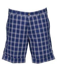 Short Gant pour homme en coloris Blue