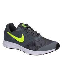 Nike Gray 869969 Sport Shoes Kid Grey Women's Trainers In Grey
