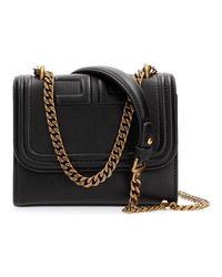 Elisabetta Franchi Black Bs01a06e2 Shoulder Bag