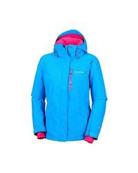Alpine Action femmes Coupes vent en bleu Columbia en coloris Blue