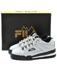 BASKETS FEMME Chaussures Fila en coloris White