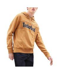 Sweat-shirt - Felpa beige TB0A1W97 Timberland pour homme en coloris Natural