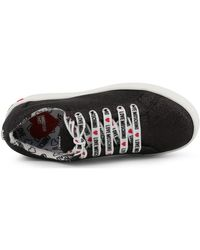 JA15253G17II 0000 Chaussures Love Moschino en coloris Black