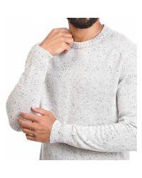 MAILLE HOMME Pull Paolo Pecora pour homme en coloris Gray
