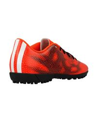 Adidas Red F5 Tf Men's Football Boots In Multicolour for men