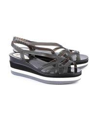 Lemon Jelly Gubi 01 Women's Sandals In Black
