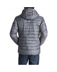 Quiksilver - Gray Everyday Scaly - Chaqueta Aislante Resistente Al Agua Men's Jacket In Grey for Men - Lyst