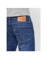 Levi's Levis Red Tab 511 Slim Fit Evolution Creek Jeans Men's Jeans In Blue for men